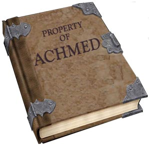 Property of Achmed