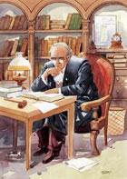 Lawyer; by Joaquín Moragues