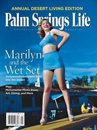 Marilyn Monroe cover of Palm Springs Life magazine, 9/2006, 1511598999