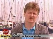 Alan C. Baird, during «Coppola´s Zoetrope» CNBC\c|net TV interview, taped Jan2001, aired 17Feb2001